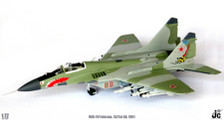 JCW72MG29001 | JC Wings Fighters 1:72 | MiG-29 Fulcrum Russian Air Force, 2nd Squadron, 1521st AB 1991