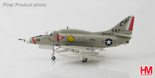 HA1426SR | Hobby Master Military 1:72 | Douglas A4-E Skyhawk, BuNo 151147/CF,20VMA-211, Chu Lai 1968 | is due: September 2016