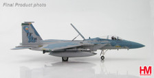 HA4552 | Hobby Master Military 1:72 | F-15C Eagle, USAF,  Langley AFB, Virginia, 2004
