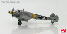 HA1811 | Hobby Master Military 1:72 | BF-110E Luftwaffe, 4/ZG.1, winter 1941/42 | is due: TBC