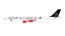 JC2094B | JC Wings 1:200 | Airbus A340-300 SAS OY-KBM, Star Alliance