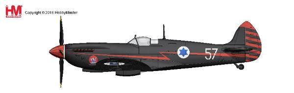 HA8313 | Hobby Master Military 1:48 | Spitfre IXe 205/57