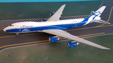 GJABW1554 | Gemini Jets 1:400 | Boeing 747-8 Air Bridge Cargo VQ-BRJ