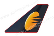 PIN113 | Lapel Pins | Tail Pin - Jet Airways