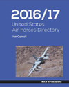 USAFD1617 | Mach III Publishing Books | United States Air Forces Directory 2016/17 - Ian Carroll