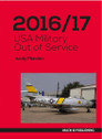 USMOOS1617 | Mach III Publishing Books | USA Military Out of Service 2016/17 - Andy Marden
