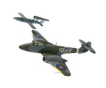 AA27403 | Corgi 1:72 | Gloster Meteor F1 RAF EE216 616 Squadron with Doodlebug