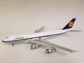 WB-CLASSIC-II | WB Models 1:200 | Boeing 747-200 Lufthansa D-ABZA