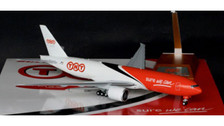 XX2227   JC Wings 1:200   Boeing  777-200F TNT OO-TSC (with stand)  