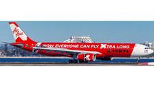 EAG100042 | Eagle 1:200 | Airbus A330-300 AirAsia X 9M-XXU 'X-Men'