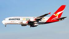 EAG100043   Eagle 1:200   Airbus A380 Qantas VH-OQH, 'Go Wallabies'