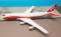 IF744GSS01 | InFlight200 1:200 | Boeing 747-400 Global Super Tanker N744ST (with stand)