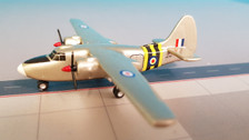 SMTSWM6 | Western Models UK 1:200 | Percival Pembroke C.1 RAF WV700, Communication Flight