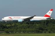 EAG200028 | Eagle 1:200 | Boeing 777-200ER Austrian OE-LPB | is due: December 2016