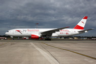 PH04109 | Phoenix 1:400 | Boeing 777-200ER Austrian OE-LPD, 'Servus HK'
