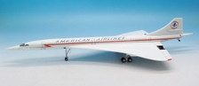 IFCONC0916 | InFlight200 1:200 | Concorde American Airlines (with stand)