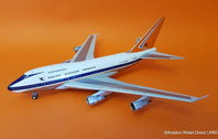 IF747SP1216P | InFlight200 1:200 | Boeing 747SP South African ZS-SPE (polished, with stand)