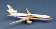 AC1507A | Aero Classics 1:400 | DC-10-40 Aeroflot Cargo VP-BDF
