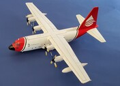IF1300SRA01 | InFlight200 1:200 | C-130A Hercules Oil Spill Response N121TG (with stand)