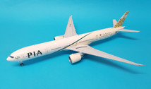 LH2037 | JC Wings 1:200 | Boeing 777-300ER PIA AP-BID, 'Silk Route' (with stand)