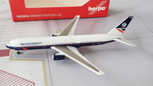 529822 | Herpa Wings 1:500 | Boeing 767-300 British Airways 'Landor' G-BNWN