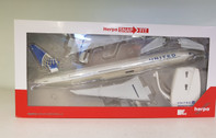 611343 | Herpa Snap-Fit (Wooster) 1:200 | Boeing 777-300ER United Airlines N58031