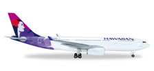 519137-001 | Herpa Wings 1:500 | Airbus A330-200 Hawaiian Airlines N373HA 'Kukalani'Ehu' | is due: March/ April 2017