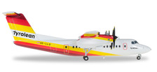 558419 | Herpa Wings 1:200 1:200 | DHC-7 Dash 7 Tyrolean OE-LLS (die-cast) | is due: March / April 2017