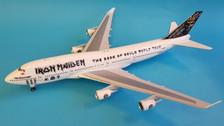SKR899 | Skymarks Models 1:200 | Boeing 747-400 Iron Maiden