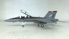 JCW72F18001 | JC Wings Fighters 1:72 | F/A-18F Super Hornet VFA-41 Black Aces, CVN-68 USS Nimitz, 2008