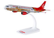611411 | Herpa Snap-Fit (Wooster) 1:200 | Airbus A320 Air Malta 9H-AEO 'Valetta'