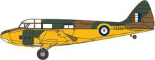 OX72AO003 | Oxford Die-cast 1:72 | Airspeed Oxford, V3388/G-AHTW Duxford