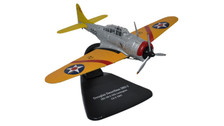 OXAC075 | Oxford Die-cast 1:72 | Douglas Dauntless SBD-2 282, USS Lexington | is due: October 2017