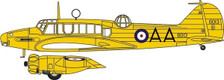 OX72AA006 | Oxford Die-cast 1:72 | Avro Anson Mk I No6013,AA,No1 SFTS RCAF | is due: April 2017