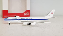 529266-001 | Herpa Wings 1:500 | Boeing E-4B United States of America 74-0787, Advanced Airborne Command Post, 'Nightwatch'