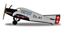 019361 | Herpa Wings 1:87 | Junkers F.13 Danziger Luftpost | is due: May / June 2017