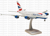 HG40007 | Hogan Die-cast 1:400 | Airbus A380 British Airways G-XLEA