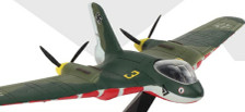 LUFT005 | Wings of the Great War 1:72 | Messerschmitt Me 329 (Luft-X resin model) | is due: May 2017