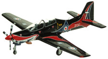 AV7227007 | Aviation 72 1:72 | Shorts Tucano T1 RAF Trainer ZF317, 2009 Display Season | is due: March 2017