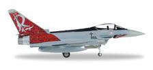 580182   Herpa Wings 1:72   Eurofighter EF2000 Luftwaffe 30+90, TaktLwG 71, 'Richthofen'