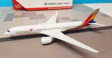 GJAAR1631 | Gemini Jets 1:400 1:400 | Airbus A350-900 Asiana Airlines HL8078
