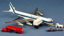 A2N8608   Aero Classics 200 1:200   DC-8-21 Eastern N8608 (with GSE)