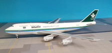 XX2405 | JC Wings 1:200 | Boeing 747-300 Saudia HZ-AIK, 'Old Colours' (with stand)