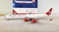 GJVIR1634 | Gemini Jets 1:400 1:400 | Airbus A340-600 Virgin Atlantic G-VEIL