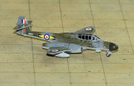 SF275 | SkyFame Models 1:200 | Gloster Meteor NF.11 RAF WM182:D, 11 Sqn., Geilenkirchen