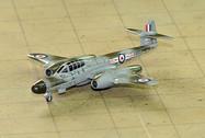 SF287 | SkyFame Models 1:200 | Gloster Meteor NF.12 RAF WS665:L, 153 Sqn., West Malling
