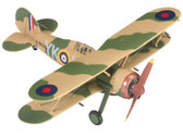 AA36205 Corgi 1:72 Gloster Gladiator Mk.I RAF 80 Sqn. FO Peter Wykeham-Barnes, Egypt