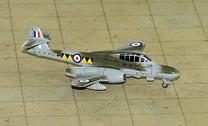 SF290 | SkyFame Models 1:200 | Gloster Meteor NF.13 RAF WM322:A, 39 Sqn., Luqa