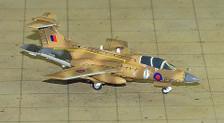 SF377 | SkyFame Models 1:200 | Blackburn Buccaneer S.2B RAF XT287, 208 Sqn Red Flag 1977