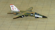 SF431 | SkyFame Models 1:200 | F-111E Aardvark USAF 67-028, 20th TFW, 'Spirit of 76', Bi-Centennial
